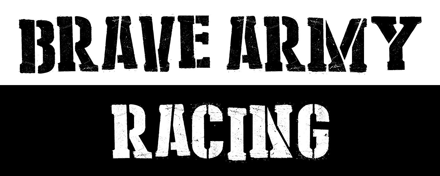 Brave Army Racing Logo