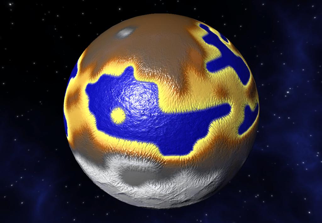 Final Globe