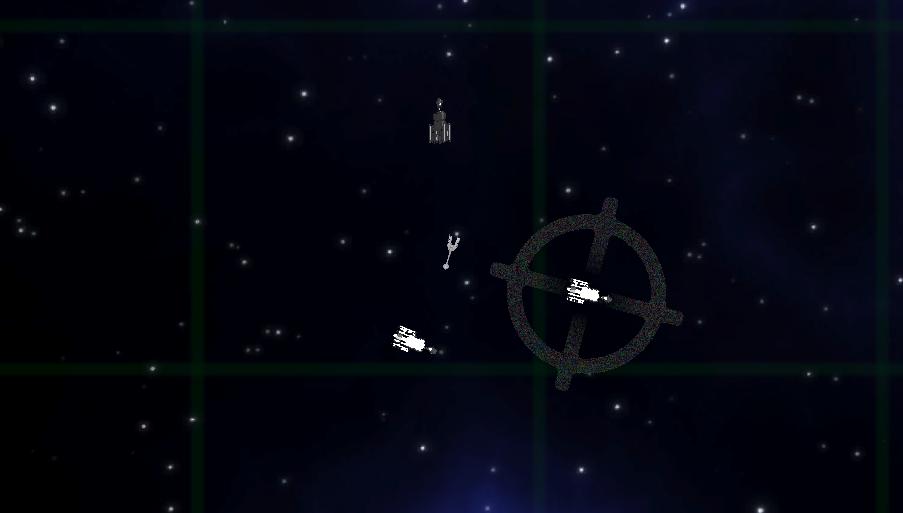 Alien Ship Scanning