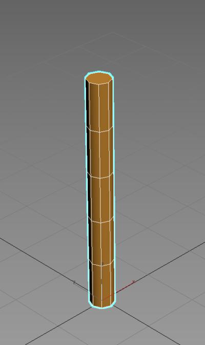 First Cylinder