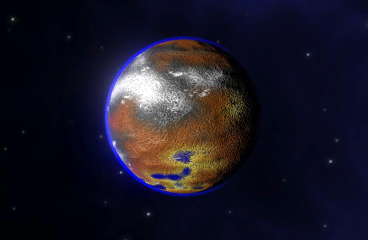 New Planet Generator